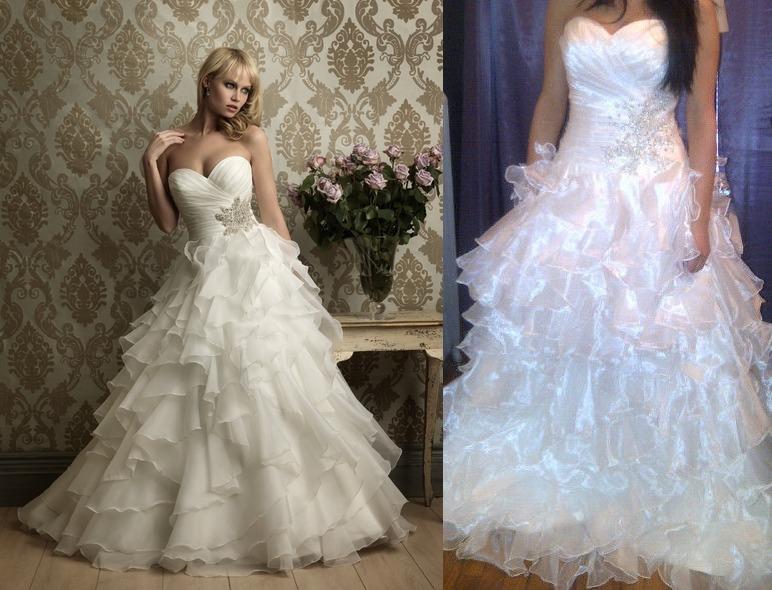 82a1180167c Цены на свадебные платья